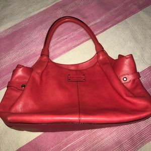 Kate Spade Coral/Red Purse